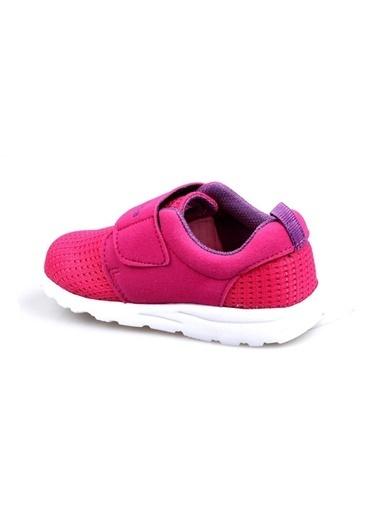 Cool 20-S22 Fuşya Kız Çocuk Bebe Fileli Günlük Spor Ayakkabı Fuşya